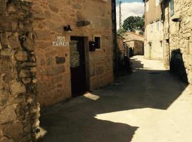 Casa Arteleira, Padrón