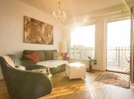 Sky View Apartment Vienna by welcome2vienna, Beč