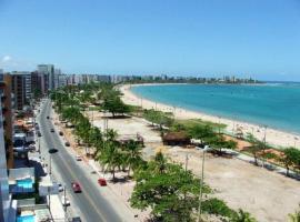 Apartamento Beira Mar Top na Pajuçara - Maceio