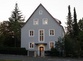 Apartment Rechenbergallee