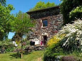 Cour Et Jardin, Arsac-en-Velay