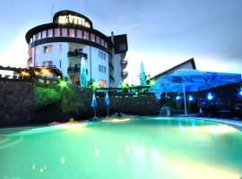 Hotel Belvedere, Брашов