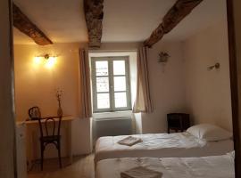 La maison d'Angèle, Sainte-Eulalie-de-Cernon