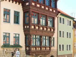 Altstadthotel Schlundhaus & Rautenkranz, Meiningen
