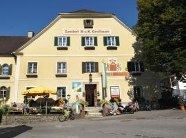 Gasthof Brauhaus, Übelbach