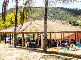 Pousada Serra da Irara, Corumbá de Goiás