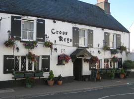 The Crosskeys Inn, Usk