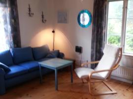 Roys cottage, Lysvik
