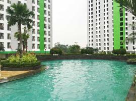 RedDoorz Apartment @ Ciputat 2, Pondokcabe Hilir