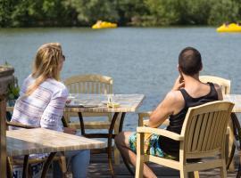 Oostappen Vakantiepark Zilverstrand, Mol