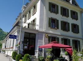 Hotel Pension de la Gare, Montbovon