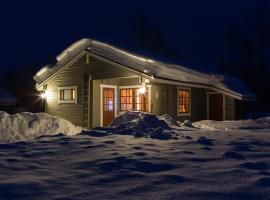 Northern Lights Cottage, Kätkäsuvanto