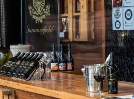 Summerfield Winery and Accommodation, Moonambel