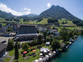 Seerausch Swiss Quality Hotel, Beckenried