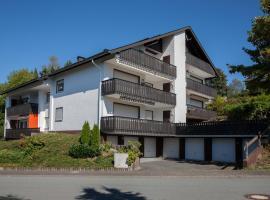 Apartment Am Kleehagen 26, Winterberg