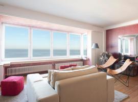 Le Coup de Coeur Appartement - Knokke - Vue Mer