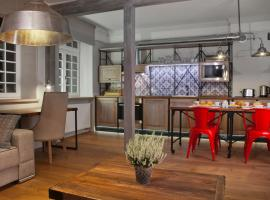 Patio Luxury Apartments - Old Town, Gdańsk