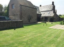 Roobies Barn, Nether Stowey