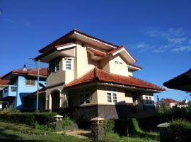 Villa Tamie Bumi Ciherang, Malabar