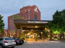 Delta Hotels By Marriott Toronto East 4 Star Hotel This Is A Preferred Property They Provide Excellent Service Great Value And Have Awesome Reviews