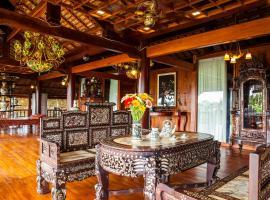 Saigon Riverside Luxury Homestay