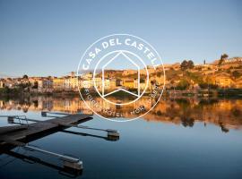 Casa Del Castell, Móra d'Ebre