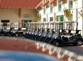 Apartments Golfpark Schlossgut Sickendorf, Lauterbach