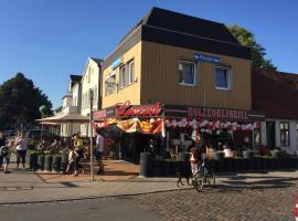 Pension Santorini, Lübeck