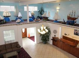 Oceanview Inn and Suites, Crescent City