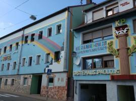 Regenbogen Hotel, Friedrichsthal