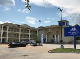 Americas Best Value Inn Suites Spring N Houston 2 Stars