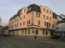 Hotel Post, Neckarsulm