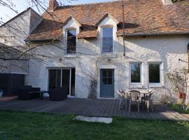 Chez Vaness, Huisseau-sur-Cosson