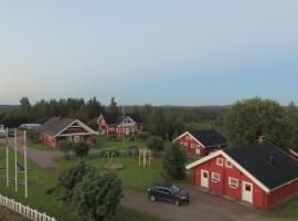 Holiday Village Kuukiuru, Vuostimo