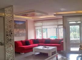 Bagdat Street Luxury, Stambula