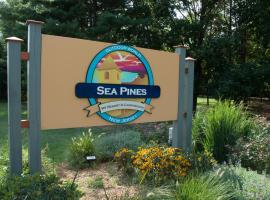 Sea Pines Loft Cottage 4, Swainton