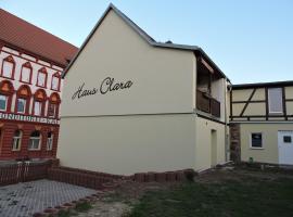 Haus Clara, Weida