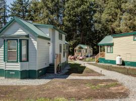 Sheltered Nook On Tillamook Bay, Bay City