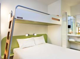 Hotel Ibis Budget Deauville, Dovila