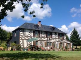 L'Orchard, Bonneville-la-Louvet