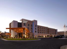Fairfield Inn & Suites by Marriott Wheeling Triadelphia at The Highlands, Triadelphia