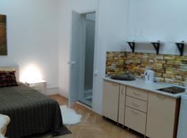 Apartment on Sadovaya-Chernogryazskaya st.
