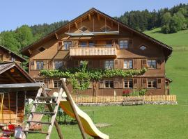 Ferienbauernhof Schneider, Schwarzenberg im Bregenzerwald
