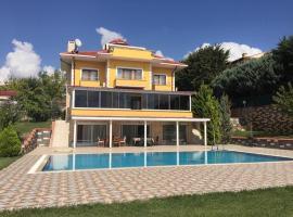 Villa BUSİNESS, Türkoba