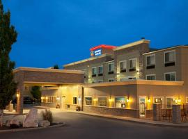 Best Western PLUS Peppertree Airport Inn, Спокан