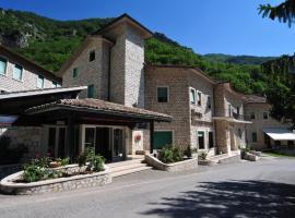 Hotel Roccaporena & La Margherita, Cascia