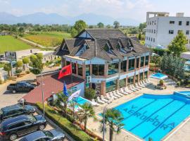 Hotel Vila Aeroport, Rinas