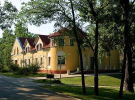 Geréby Kúria Hotel és Lovasudvar, Lajosmizse