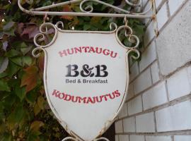 Huntaugu Homestay, Viljandi