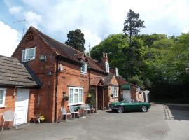 Haseley Coach House Motel, Hatton